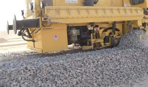 Saudi Arabia — North/South Railway Project CTW 100: Track Laying Works