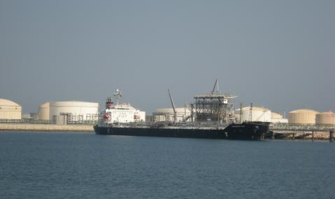 Petrochemical Berth 36 — Offshore Works, Jubail