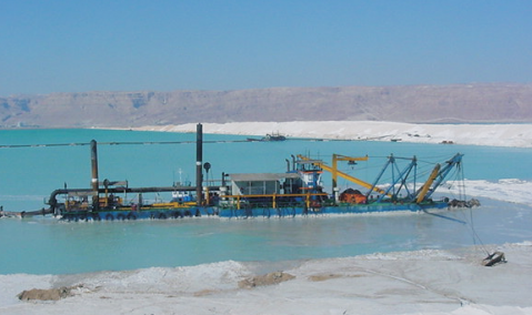 Salt Mushroom Dredging — SP1, 2nd Stage, Safi