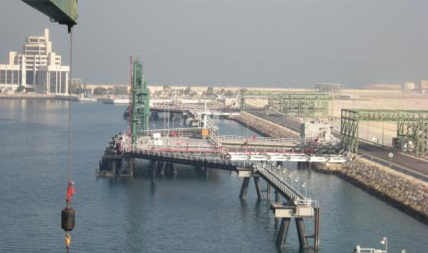 Construction of 3 Berths (31, 32 & 33) at Jubail Port