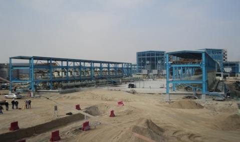 Saudi Arabia — Ras Al-Khair: Desalination Plant
