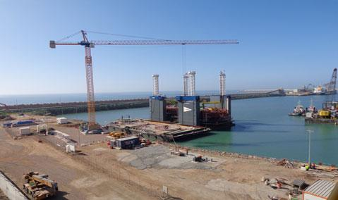 Morocco — Jorf Lasfar Port: Extension & Rehabilitation