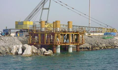 Improve Jeddah Main Berth 1 and Upgrade Jeddah Main Berth 2, Jeddah