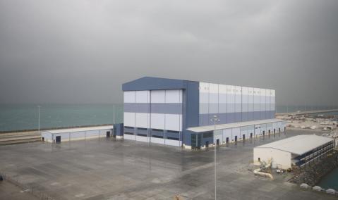 Qatar — Ras Laffan Port — Nakilat: Civil and Building Works
