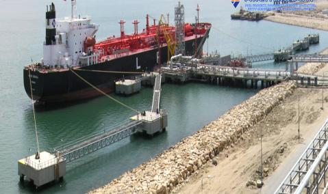 NGL Project, Damietta Export Facilities, Jetty Construction Works