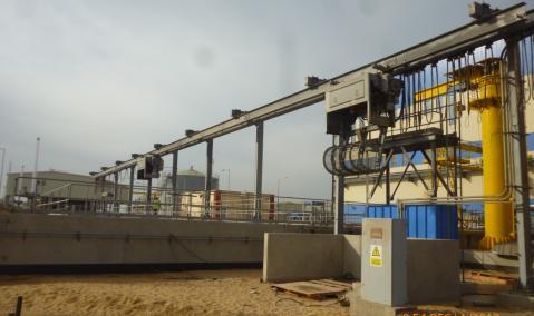 Egypt — Banha Power Plant: Civil Works