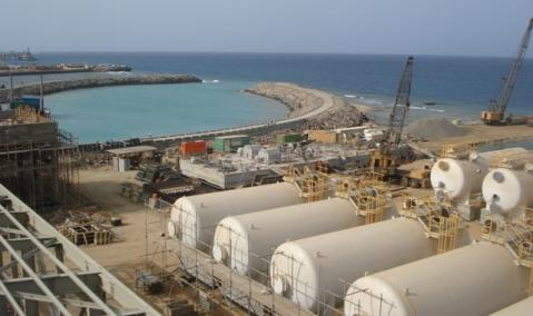 Shoaiba IWPP — Civil, Buildings and Offshore Works