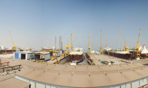 Qatar — Ras Laffan Port — Nakilat: Mechanical and Electrical Services