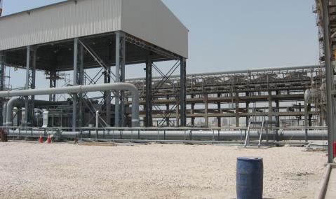 Qatar — Messaieed : Revamping for Methanol Plant