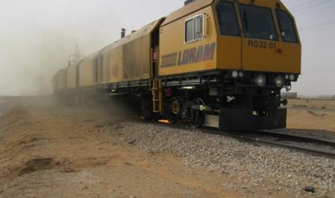 Grinding and Reprofiling of Railway