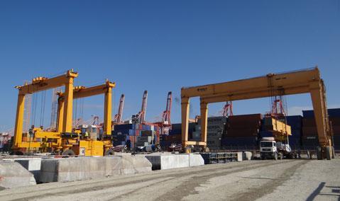 Oman — Salalah Port: Cargo & Liquid Terminal
