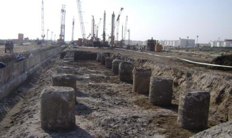 Egypt — Damietta: New Container Terminal