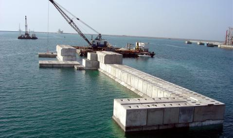 Qatar — Ras Laffan: Liquid Products Berths