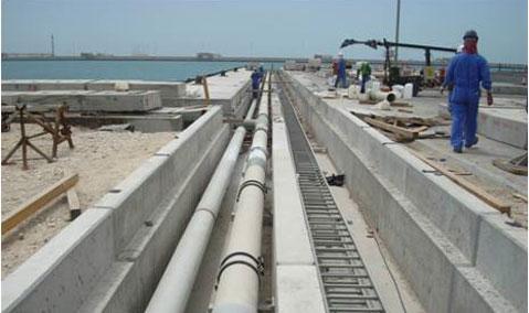 Qatar — Ras Laffan — Nakilat: New Service Berths