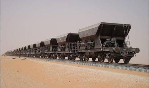 Saudi Arabia — Dammam/Riyadh RR Line: Global Maintenance