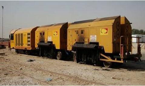 Maintenance of Complete Railways Network