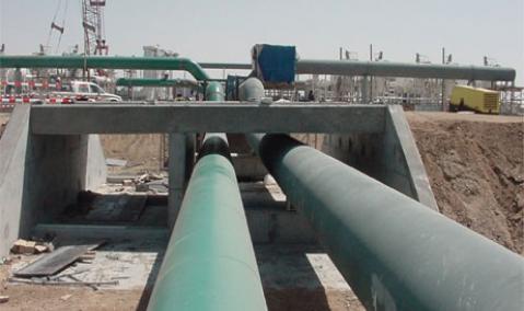 Fuel Oil Receiving Terminal for Shoaiba Power Plant