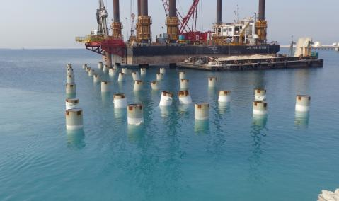 EPC Works for Erhama Bin Jaber Al Jalahma Shipyard