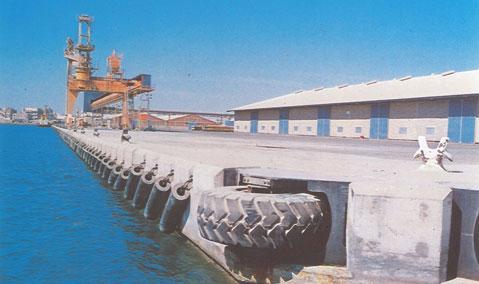 Port of Yanbu, Saudi Arabia