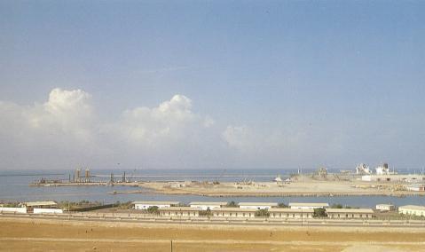 Gizan Port, Saudi Arabia