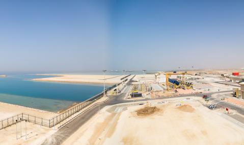 Saudi Arabia — Yanbu: Marafiq Marine Works