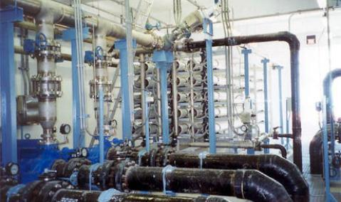 Upgrade of R.O. Plant and Support Facilities, Jubail