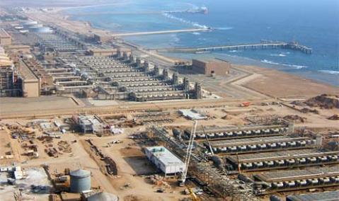Shoaiba IWPP — Main Civil Works Lot 1, Power Block Area