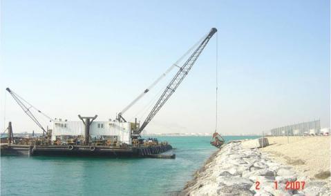 Qatar — Ras Laffan — Pearl GTL Project: Offloading Facility