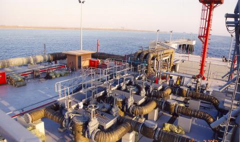 New Tanker Terminal for Shoaiba Desalination Plant